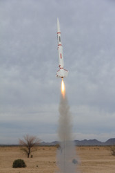 North Coast Rocketry Flying Model Rocket Kit SA-14 Archer