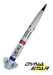 Dynastar Flying Model Rocket Kit Stonebreaker  DYN 5028