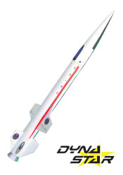 Dynastar Flying Model Rocket Kit Orion  DYN 5029