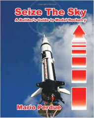 Book Seize the Sky by Mario Perdue *