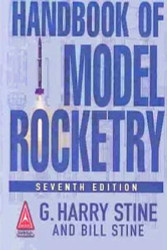 Book Handbook of Model Rocketry 7th Edition 94001 *