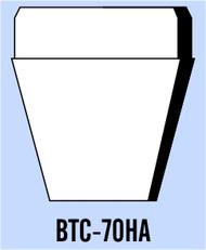"Semroc Balsa Tail Cone BTC-70HA 1.75"" 29mm   SEM-BTC-70HA *"