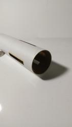 "Semroc Body Tube #9 4.0"" Long 3 Slots   SEM-ST-940S3 *"