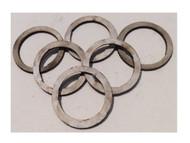 Semroc Centering Ring #5 to #7 (Pkg of 6)   SEM-CR-57 *