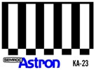 Semroc Decal - Astron™   SEM-DKA-23 *