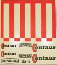 Semroc Decal - Centaur™   SEM-DKV-12 *