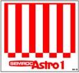 Semroc Decal - Astro-1™   SEM-DKV-30 *