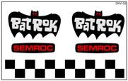 Semroc Decal - BatRok™   SEM-DKV-53 *