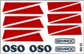 Semroc Decal - Oso™   SEM-DKV-62 *