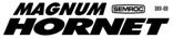 Semroc Decal - Magnum Hornet™   SEM-DKV-69 *