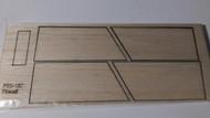 Semroc Laser-Cut Fins Firecat™  3/32 Balsa  SEM-FES-1378 *