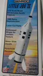 Semroc  Instructions - Little Joe II   SEM-IKS-3 *