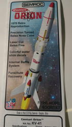Semroc  Instructions - Orion™ (Four Color Illustrated Instructions)   SEM-IKV-41 *