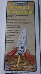 Semroc  Instructions - Mars Lander™ (Four Color Illustrated Instructions)  SEM-IKV-54 *