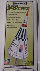 Semroc  Instructions - Point™ (Four Color Illustrated Instructions)   SEM-IKV-58 *