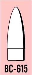 "Semroc Balsa Nose Cone #6 1.5"" Elliptical   SEM-BC-615 *"