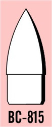 "Semroc Balsa Nose Cone #8 1.5"" Ogive   SEM-BC-815 *"