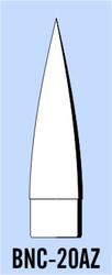 """Semroc Balsa Nose Cone BT-20 2.5"""" Bezier   SEM-BNC-20AZ *"""