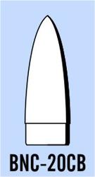 "Semroc Balsa Nose Cone BT-20 1.75"" Ogive   SEM-BNC-20CB *"