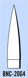 "Semroc Balsa Nose Cone BT-20 2.95"" Ogive   SEM-BNC-20G4 *"