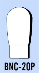 "Semroc Balsa Nose Cone BT-20 1.3"" Round   SEM-BNC-20P *"