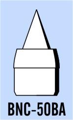 "Semroc Balsa Nose Cone BT-50 1.3"" Ram Jet   SEM-BNC-50BA *"