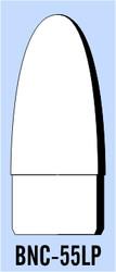 "Semroc Balsa Nose Cone BT-55 3.0"" Elliptical   SEM-BNC-55LP *"