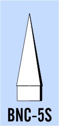 "Semroc Balsa Nose Cone BT-5 1.5"" Conical   SEM-BNC-5S *"