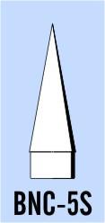 "Semroc Balsa Nose Cone BT-5 1.5"" Conical   SEM-BNC-5S *"