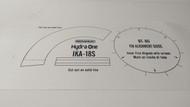 Semroc Shroud - Hydra One™   SEM-IKA-18S *