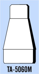 "Semroc Balsa Tube Adapter BT-50 to BT-60 M1.5""   SEM-TA-5060M *"