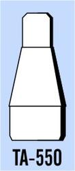 Semroc Balsa Tube Adapter BT-5 to BT-50   SEM-TA-550 *