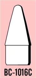"Semroc Balsa Nose Cone #10 1.6"" Ogive   SEM-BC-1016C *"