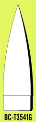 "Semroc Balsa Nose Cone T35 4.1"" Ogive   SEM-BC-T3541G *"