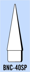 "Semroc Balsa Nose Cone BT-40 2.4"" Conical   SEM-BNC-40SP *"