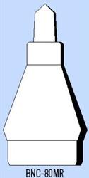 Semroc Balsa Nose Cone BT-80 Mercury Capsule   SEM-BNC-80MR *