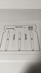 Semroc Marking Template - Sprite™   SEM-IKV-86T *
