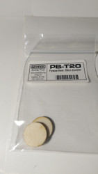 Semroc Plywood Block 20mm diameter (2pk)   SEM-PB-T20 *