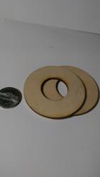 Semroc Centering Rings Plywood BT-50 to BT-70(2pk)   SEM-RA-50-70P *