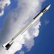 ASP Flying Model Rocket Kit Corporal 18mm *