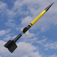 ASP Flying Model Rocket Kit WAC Corporal w/Tiny Tim Booster 24/18mm *