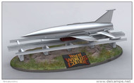 Pegasus Hobbies Plastic Model When Worlds Collide Space Ark PGS 9011
