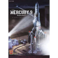 Pegasus Hobbies Plastic Model Mercury 9  PGS 9103