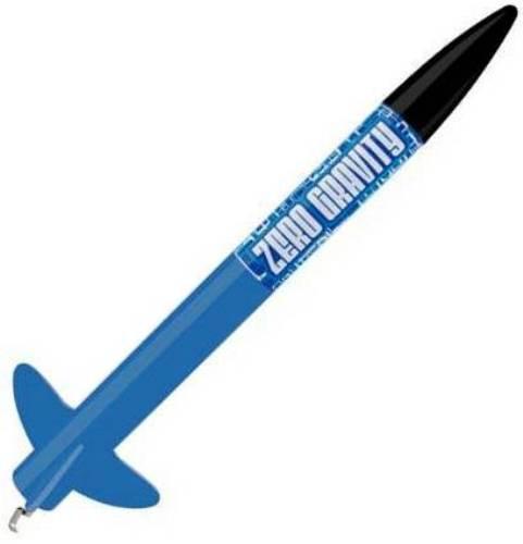 Custom Flying Model Rocket Kit Zero Gravity 10048