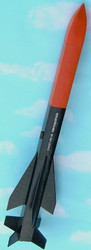 NewWay Flying Model Rocket Kit Exocet  NWY-24