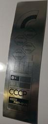 Semroc Decal - Red Eye™(Foil Sticker)   SEM-DKV-72 *