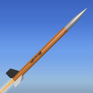 """Mad Cow Flying Model Rocket Kit 3"""" Aerobee Hi"""