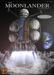 Pegasus Hobbies Plastic Model The Moonlander Spacecraft PGS 9109 *