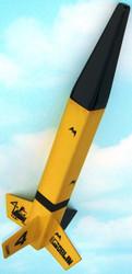 NewWay Flying Model Rocket Kit Quad Goblin Square