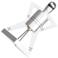 Semroc Flying Model Rocket Kit Spaceman™ KV-10